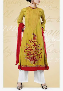 Casual Dress Pakistani 2015