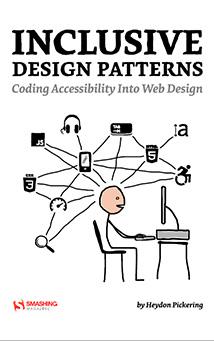Portada del libro Inclusive Design Pattern