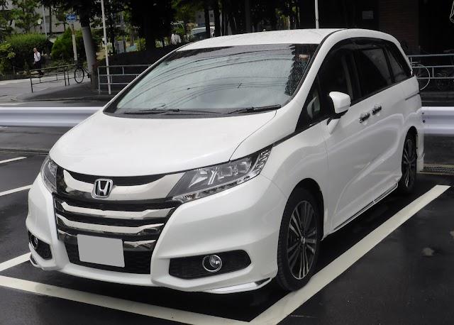 Honda Odyssey Mobil MPV Paling Banyak Diminati