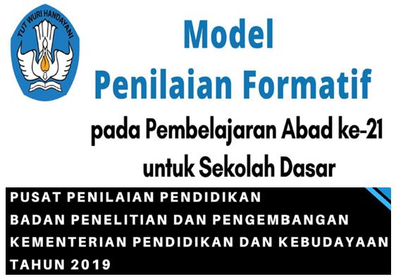 Download Model Penilaian Formatif Pembelajaran Abad 21 Untuk SD