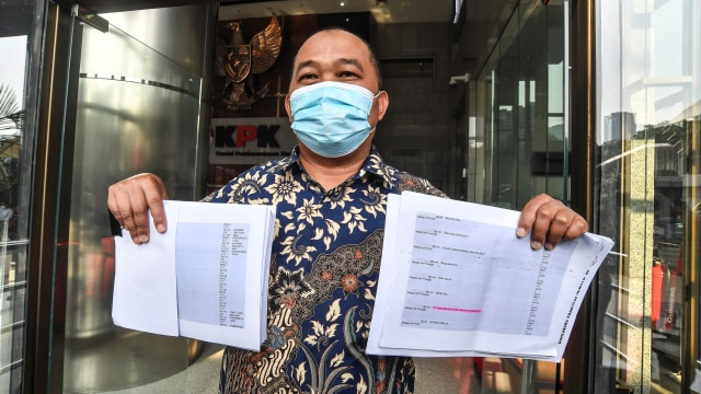 Boyamin Saiman Lapor KPK Terima Gratifikasi Rp 1 Miliar terkait Djoko Tjandra