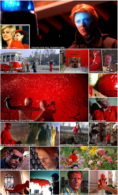 Nicolas Roeg The Colour Red