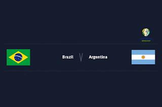 Match Preview Brazil v Argentina Copa America 2019