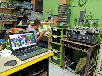 Tarif service laptop