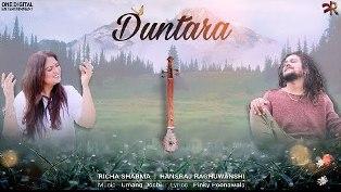 Duntara Lyrics - Richa Sharma & Hansraj Raghuwanshi