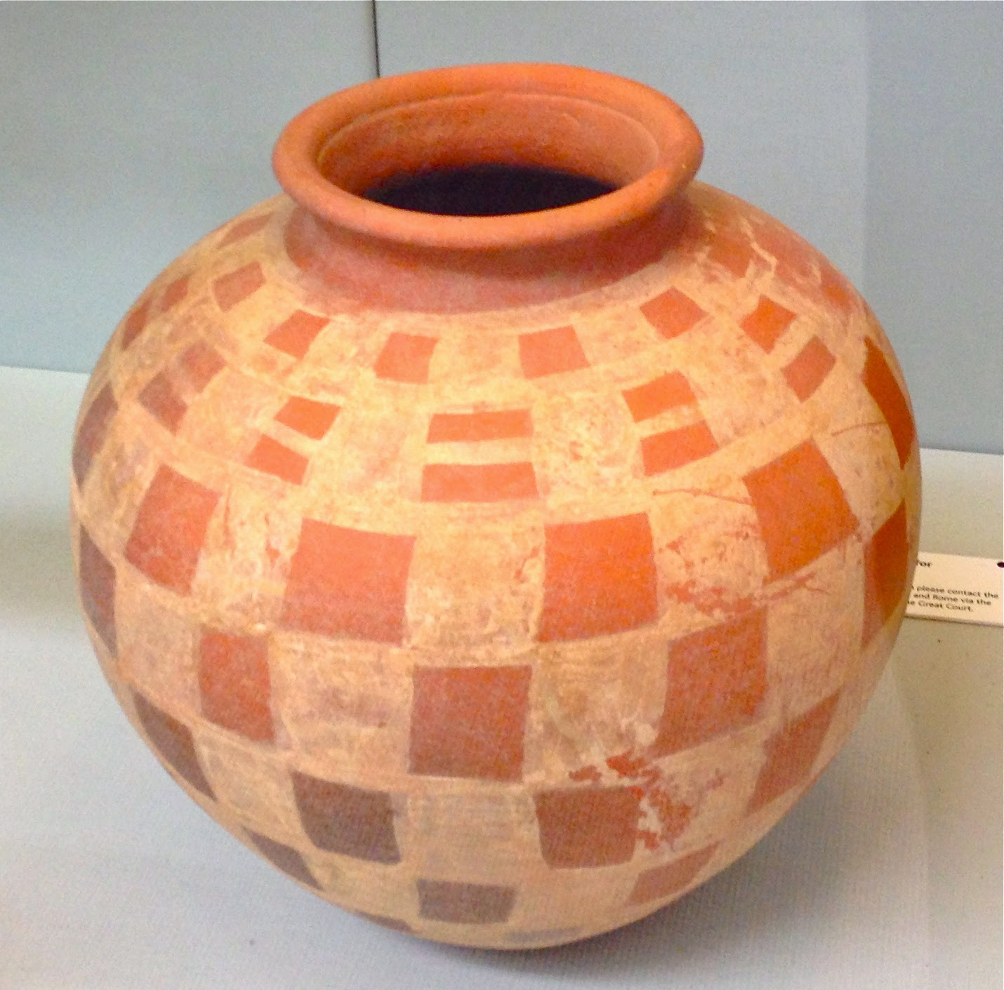 Two Heads . . .: Ancient Pueblan Vs Ancient Greek Pots