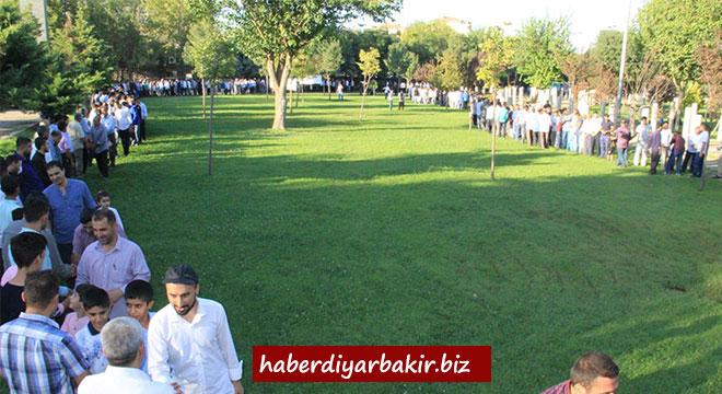 Peygamber Sevdalıları Platformu Diyarbakır'da bayramlaştı