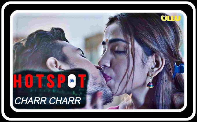 Aayushi Jaiswal sexy scene - Hotspot : Charr Charr (2021) HD 720p