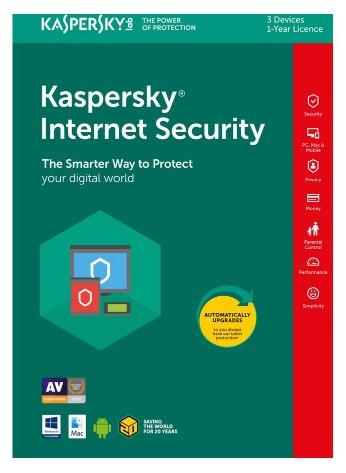 Kaspersky Internet Security 2020 Free Download