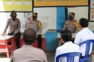 Melalui Patroli Sambang, AKBP Kadarislam Ingatkan Warga Terapkan Protokol Kesehatan