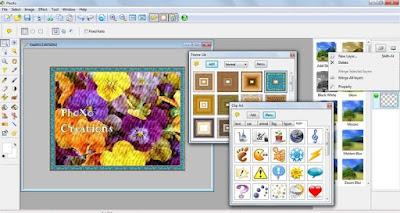 برنامج PHOXO للكتابة على الصور باللغة العربية مجانا