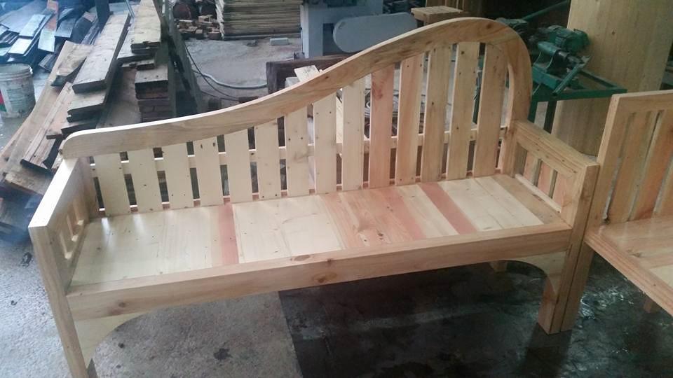 Bench Kerusi Panjang