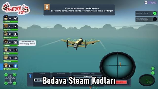 Bomber Crew - Bedava Steam Kodları