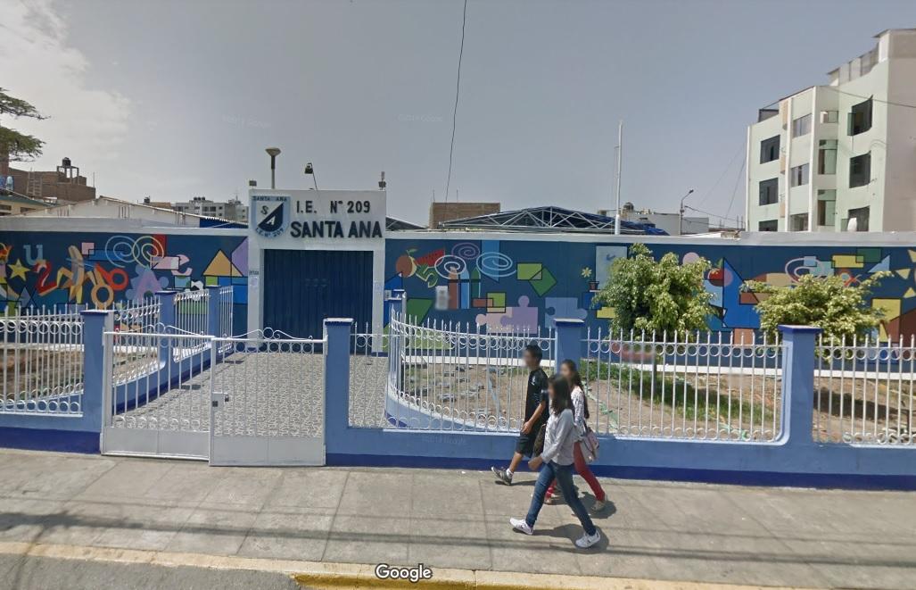 Inicial 209 SANTA ANA - Trujillo