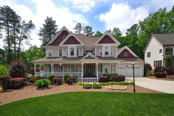 Transitional on Golf Course for sale!