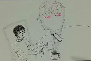 心理保健-畫畫書寫