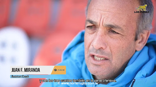 La rutina de los entrenadores asistentes #ElEquipoDetrásDelEquipo