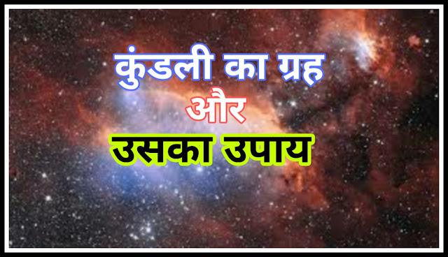 Kundali ग्रह क्या होते हैं?