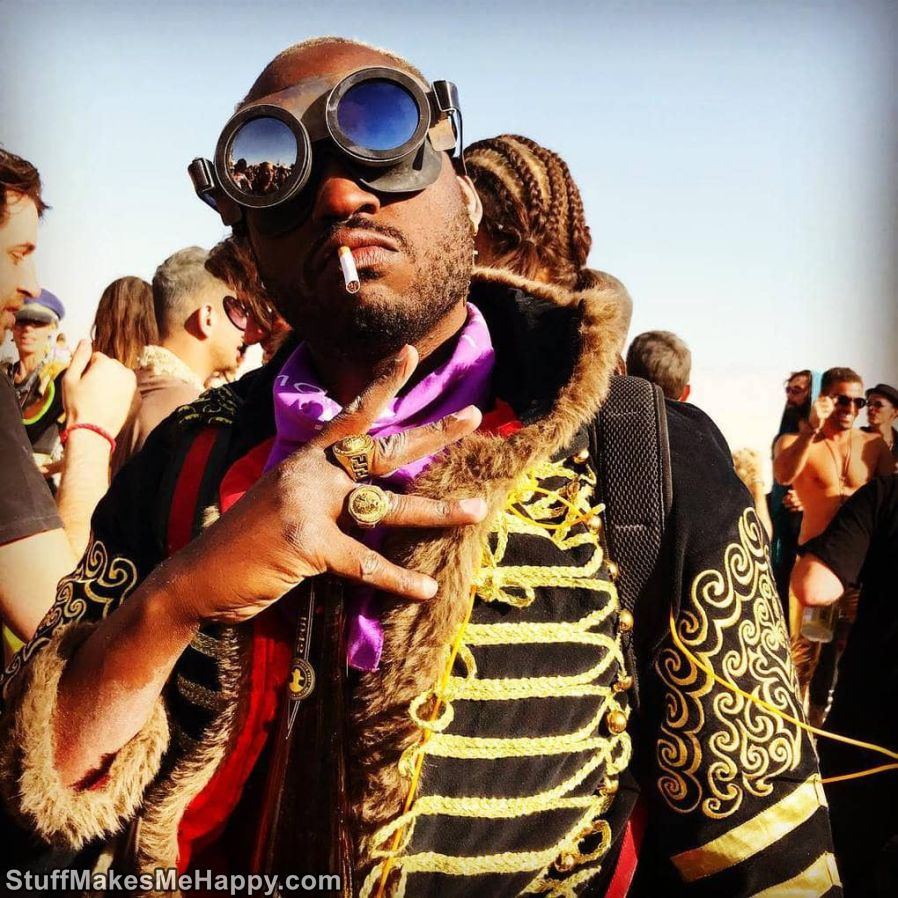 Burning Man festival Pictures 2018