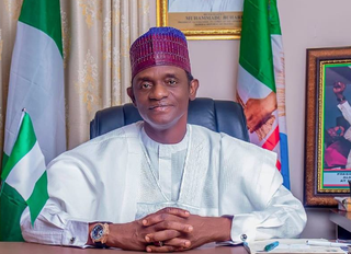 Yobe Gov inaugurates construction of houses for IDPs