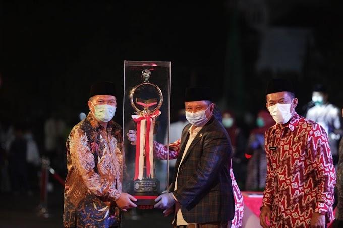 Kota Bandung Raih Juara Umum MTQ Ke-36 Tingkat Jawa Barat Tahun 2020