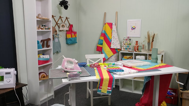 Creating for Kids video set at Missouri Star Quilt Co.