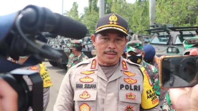 Kapolda Metro Sebut Pendemo Rusuh Omnibus Law Massa Anak STM Anarko