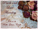Pearls and Lace Thursday