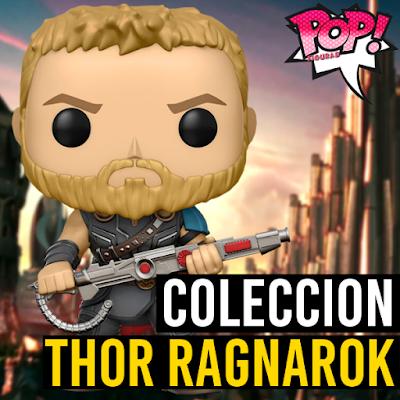 Lista de figuras funko pop de Funko POP Thor ragnarok