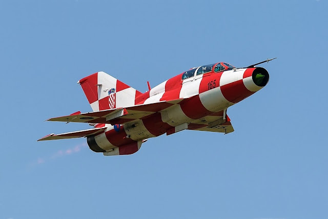 Croatia new fighter jet 2020