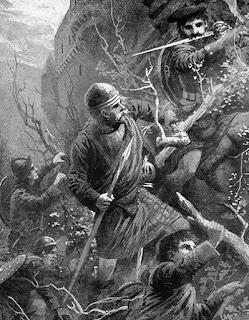 Scotch Soldiers; Lancelot Speed