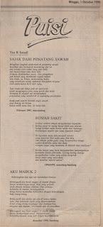 Puisi Suara Karya