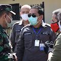 Mitra Garnisun Tetap II/ Bandung Bersama Kogartap II/Bandung Sebar Ratusan Sembako Untuk Masyarakat Terdampak Covid 19