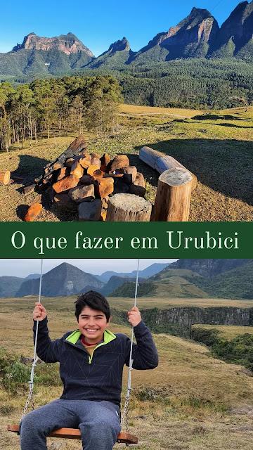 O que fazer em Urubici