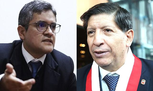 José Domingo Pérezm Carlos Ramos Núñez.