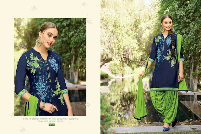 Buy Online Patiala House Vol-54 by Kessi Fabrics at Wholesale Price.