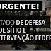 Ministro do STF assustado, Bolsonaro pode decretar Estado de Defesa