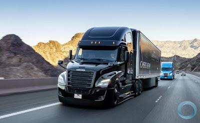 Daimler Trucks investe em caminhões autônomos