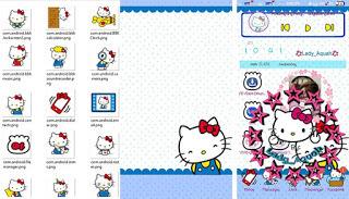Tema Hello Kitty Classic Untuk Vivo