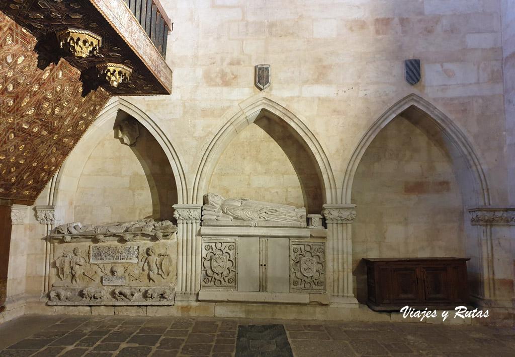 Capilla de San Bartolomé o de Anaya, Catedral Vieja de Salamanca