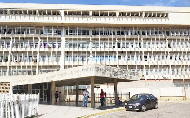 HABILITAN ÁREA DE OBSERVACIÓN PARA PACIENTES COVID-19 EN EL HPO DE CARORA
