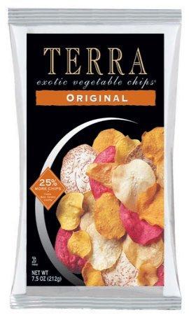 Taro Root Chips