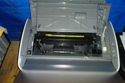 Cara Isi Ulang atau Refil Toner Printer Laserjet Canon LPB 2900