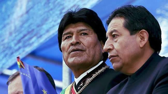 """Choquehuanca dice que entorno de Evo quisieron alejarlo; no deben volver """"como ministros"""""""