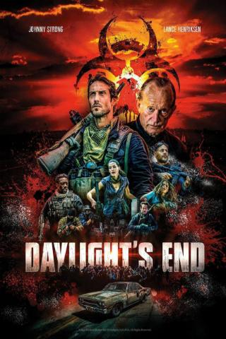 Daylight's End [2015] [DVDR] [NTSC] [Latino]