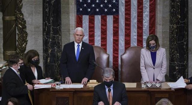 Pence elutasította Trump felmentését a 25. alkotmánykiegészítéssel
