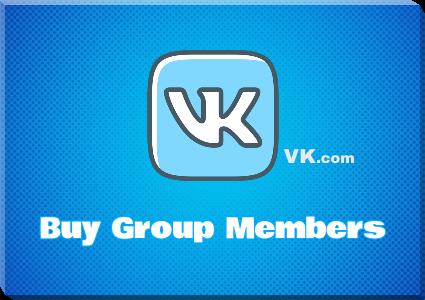 Buy VK Group Members