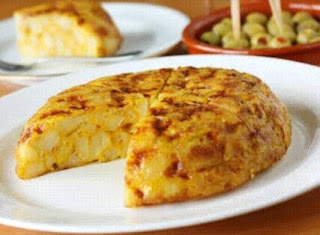 How To Make Spanish Omelette