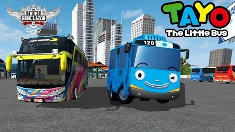 download skin bussid (Bus Simulator Indonesia) Hey tayo di Android