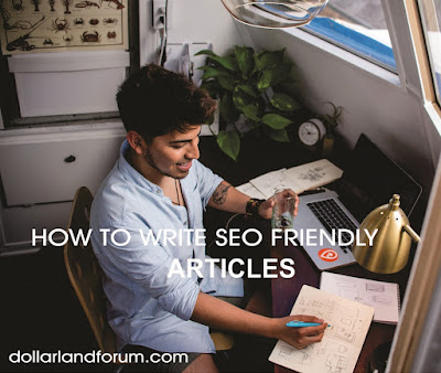 best and excellent way to write SEO optimised and friendly articles without using any plugins